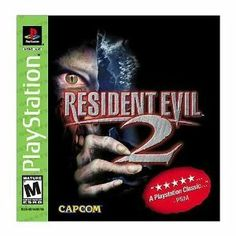 Resident Evil 2  Gave me nightmares as a kid. Didn't come back to it til I was a senior in high school. Survival Horror at its finest.