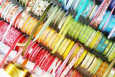 rainbow ribbons #ribbons #rainbow