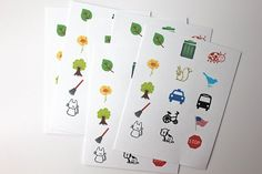 Scavenger Hunt Printables - great for road trips!