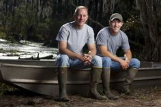 Swamp People...Two of the favorites!!!