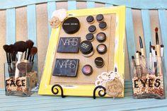 Super cute magnetic make up board