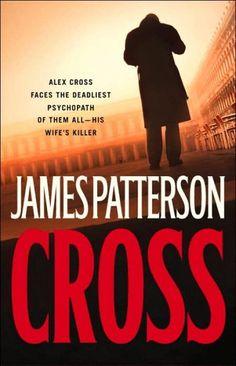 I LOVE James Patterson books!!!