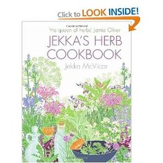 The Queen of Herbs has written a cookbook! WANT! $19.25