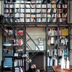 Une bibliothèque industrielle