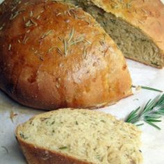 Make it in the crockpot...Rosemary Olive Oil Bread.