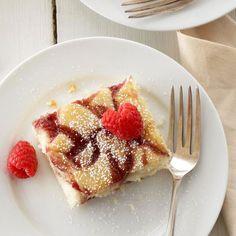 Cream Cheese-Berry Coffee Cake