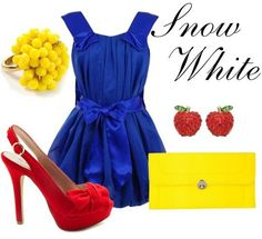 Disney-inspired Outfits for Women   Snow White - 9 Disney Inspired Outfits ...   All Women Stalk disney inspired outfits, disney outfits women, cloth, princess outfits, disney princess, white outfits, disney outfits for women, disneyinspir outfit, snow white
