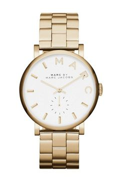 "Marc by Marc Jacobs ""Baker"" Watch"