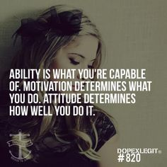 Use your ability.