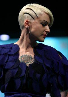 Future Fashion, Hairstyle, Candice Wyatt-minter More