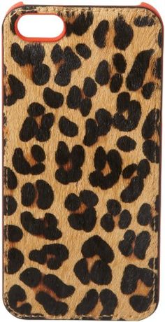 Cell Phone Case,Leopard,One Size Lucky Brand