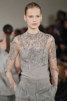 Ralph Lauren Fall 2014 RTW - Details - Fashion Week - Runway, Fashion Shows and Collections - Vogue