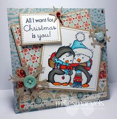 I love sugar nellie and this stamp has been put as a digi stamp.   www.funkykits.co.uk
