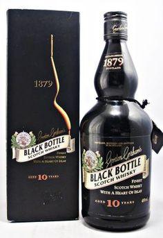 Black Bottle 10 year old Scotch Whisky 40%