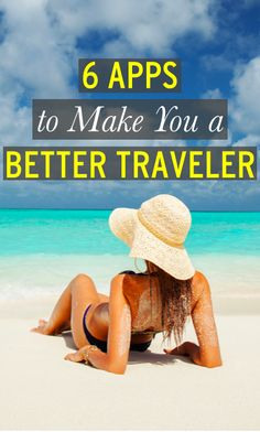 Traveling? Download these apps!