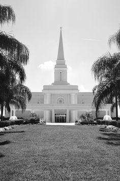 Orlando LDS Temple - This is my temple.    #MormonTemples #LDSTemples #Temples