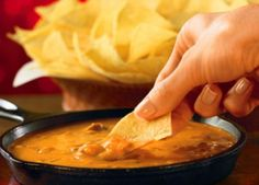 Free Chips and Queso at Chili's