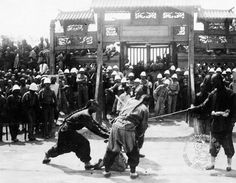 This Day in History: Jun 20, 1900: Boxer Rebellion begins in China. boxer rebellion