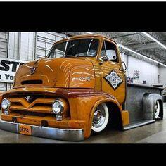 Old school trucking