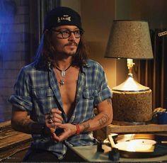 Johnny Depp 2013 photo shoot..........