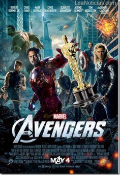 Los vengadores también estarán en los Óscar - http://www.leanoticias.com/2013/02/08/los-vengadores-tambien-estaran-en-los-oscar/