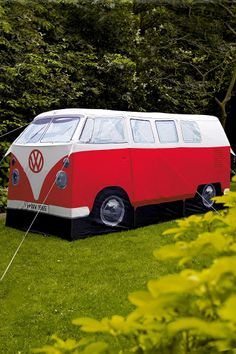 VW Bus Camper Tent