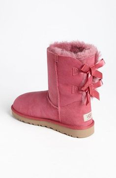 ugg bow boots.