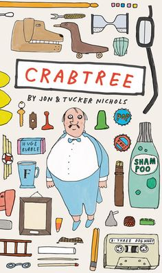 Crabtree- Alfred Crabtree has lost his false teeth. But don't worry, he'll find them if he can just get his things organized!
