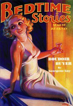 Bedtime Stories: 'Boudoir Buyer'.