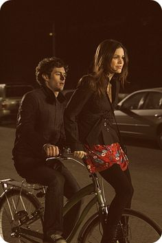 Seth Cohen and Summer Roberts. #TheOC