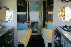 71 1971 restored airstream