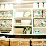 Diaper  Box Storage Bins
