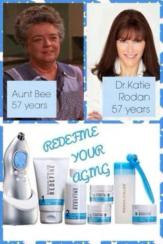 LOVE Rodan and Fields Redefine products!!!