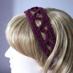 Zig Zag Headband