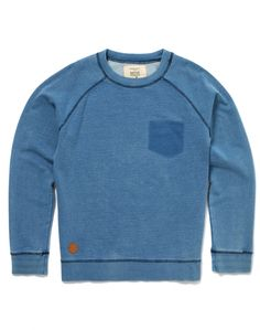 Native Youth Sweatshirt with Ghost Pocket - looks so comfy, I want one.