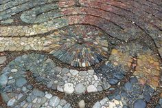 Halls Hill Labyrinth - eclectic - Spaces - Seattle - Gardens by Jeffrey Bale