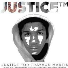 #Praying 4 Justice 4 Trayvon Martin & PEACE...4 His Family!!!!!