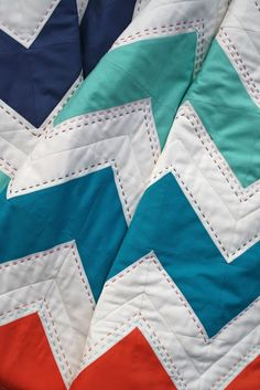 Beautiful hand quilting <3
