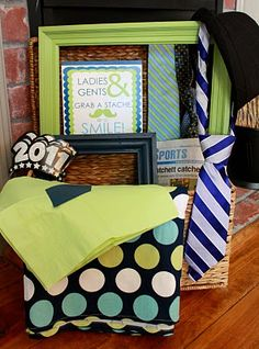 lime design, idea, photo booth props, photo props, boxes, kiddo parti, photo booths, limes, 1st birthdays