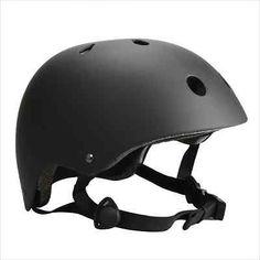 New Pro-Tec Gear Black M Skateboard Head Protect Protective Helmet Skatebord