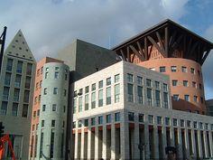 denver public library, buildings, downtown denver, denver landmark, public libraries, color colorado