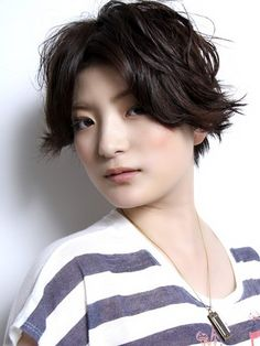 japanes hairstyl, 01剪髮設計asian hairstyl