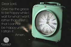 ~Encouragement for Today Devotion by Proverbs 31 Ministries~   Instead of making the most of our circumstances, it's easy to lament the fact that things are not where we believe they should be.  What if we stopped pushing against what is and learned to embrace our present circumstances? (by guest author Valorie Burton)