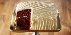 Anna olson  red velvet cake