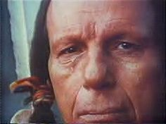 Remember him? Iron Eyes Cody. Shedding but a single tear for all the pollution.