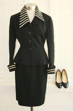 1946-47 Lilli Ann Suit