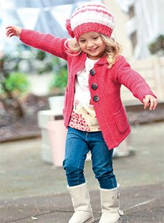 Pumpkin Patch - hat - W2AX10007 - cardigan - W2TG30011 - top - W2TG12041 - basic jean - W2TG65012 - footwear - W2FW50009