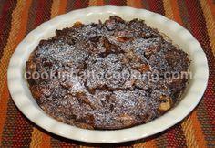 Chocolate Bread Pudding chocol bread, bread pudding recipes, bread puddings