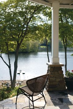 lake houses, dream come true, the view, morning coffee, patio, back porches, place, cup of coffee, front porches