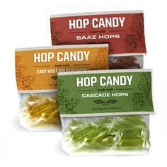 Hop Candy 3-Pack. Great gift for beer lovers!